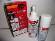 K&N Reinigungsset 99-5003 KN Sportluftfilter Luftfiltereinsatz Cleaning Kit