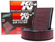 K&N Tauschluftfilter 33-2295 Sportluftfilter Luftfiltereinsatz Sportfilter