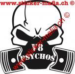 Skull V8 PSYCHOS