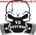 Cap Baseball Mütze Kappe V8 Psychos